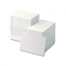Plain White PVC Card